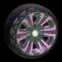 Thread-X2 wheel icon pink