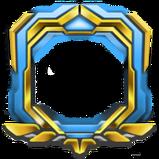 Lvl1250 avatar border icon