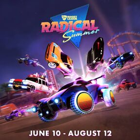 Radical summer promo