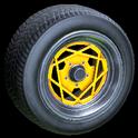 Falco wheel icon orange