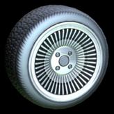 DeLorean Time Machine wheel icon