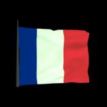 France antenna icon