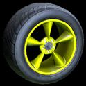 Stern wheel icon saffron