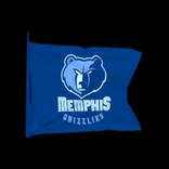Memphis Grizzlies antenna icon
