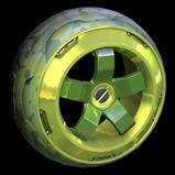 Camo wheel icon