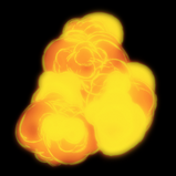 Flamerate rocket boost icon