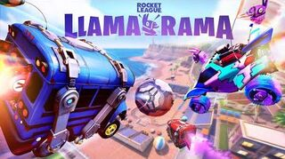 Rocket League Llama-Rama 2020 Trailer