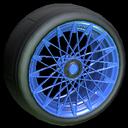 Yamane wheel icon cobalt