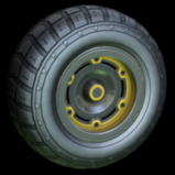HRB-20 wheel icon