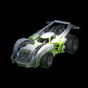 Hotshot body icon lime