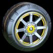 Marauder wheel icon