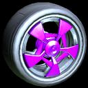 Masato wheel icon purple