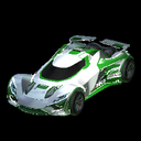 Ronin GXT body icon forest green