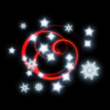 Winter Storm rocket boost icon