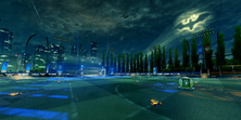 Beckwith Park (Gotham Night) arena preview