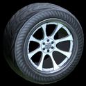 Octavian wheel icon grey