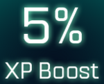 5% XP boost icon.png