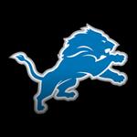 Detroit Lions decal icon