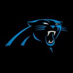 Carolina Panthers decal icon