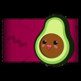 Mrs. Avocado player banner icon