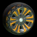 Thread-X2 wheel icon orange