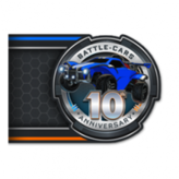 Battle-Cars Anniversary player banner icon