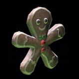 Gingerbread Man antenna icon