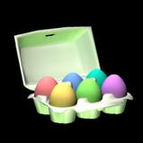 Pastel Eggs topper icon