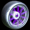 Revenant wheel icon purple