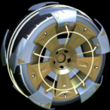 Season 13 - Gold wheel icon