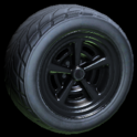 Veloce wheel icon black