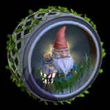 Gnome Light wheel icon