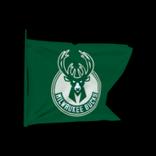 Milwaukee Bucks antenna icon