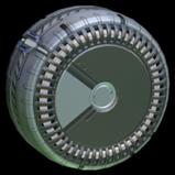 Shortquarter wheel icon