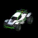 Twinzer body icon forest green