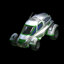 Gizmo body icon forest green