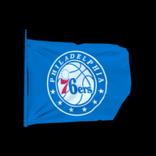 Philadelphia 76ers antenna icon