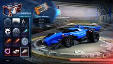 Crate - Overdrive - Animus GP