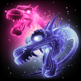Dueling Dragons goal explosion icon
