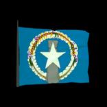 North Mariana Islands antenna icon