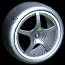 Yuzo wheel icon black