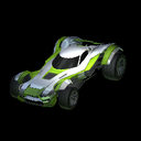 Sentinel body icon lime