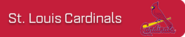 St. Louis Cardinals player banner icon