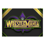 WWE WrestleMania 34 player banner icon