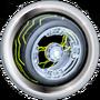 Voltaic Wheels (Lime)