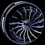 Cutter Inverted wheel icon