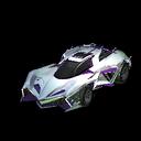 Chikara GXT body icon purple