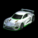 Jäger 619 RS body icon forest green