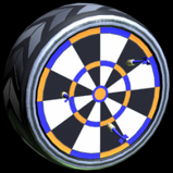 Ton-Eighty wheel icon