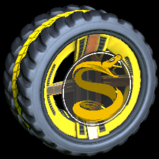 Bionic Splyce wheel icon